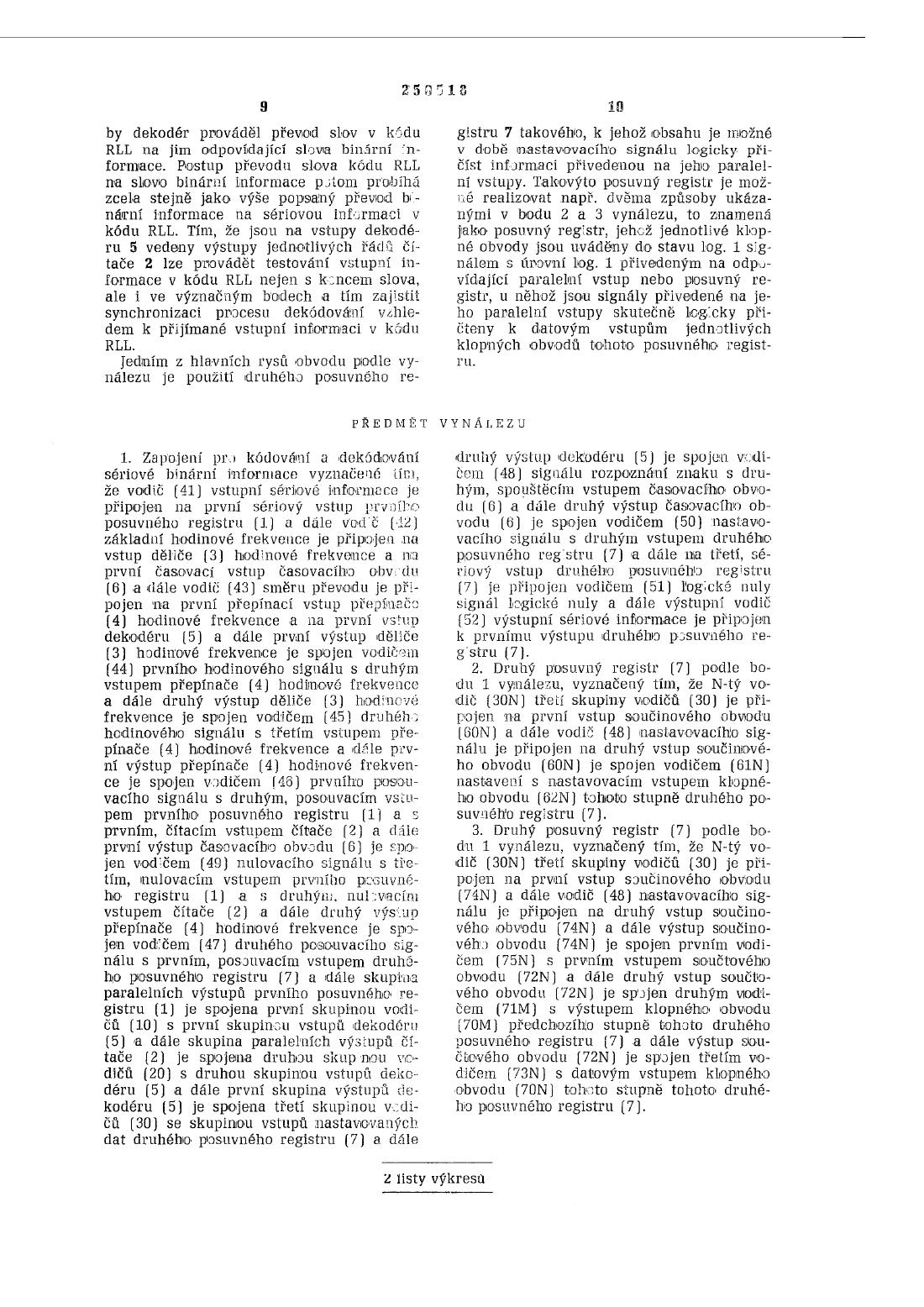 Zapojení pro kódování a dekódování sériové binární informace — 15.04 ... 58c051692d2