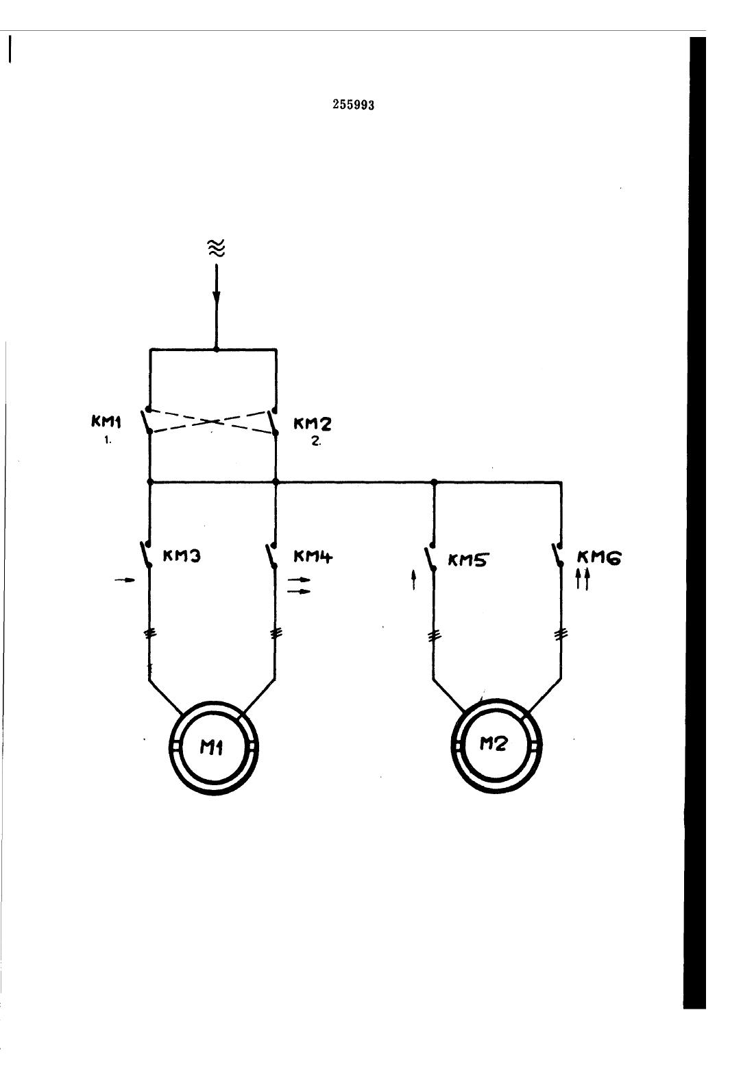Zapojeni Pro Elektricke Ovladani Automatizovanych Trolejovych
