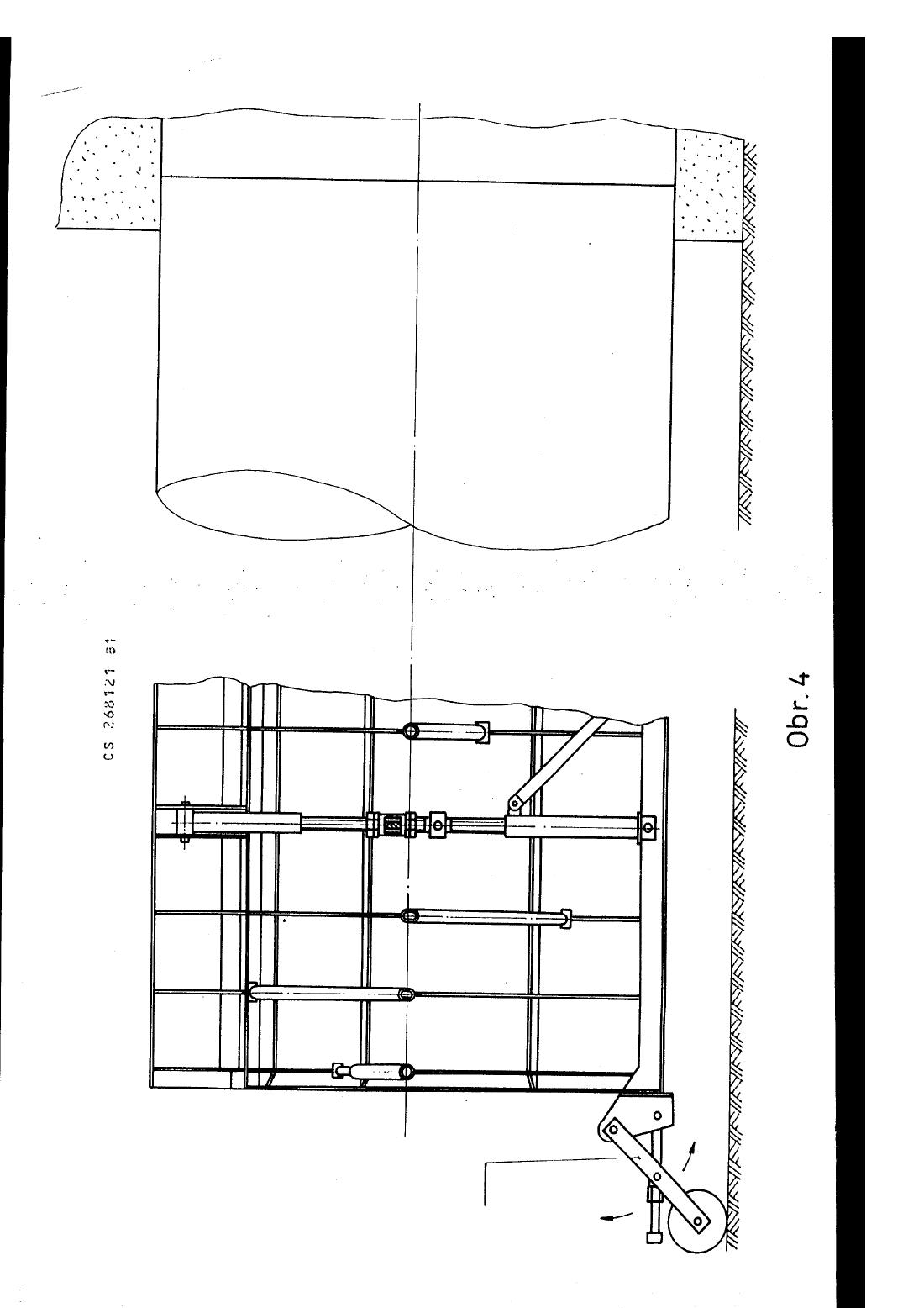 Ocelove Bedneni Pro Betonovani Obezdivky Stoly Najednou 14 03 1990