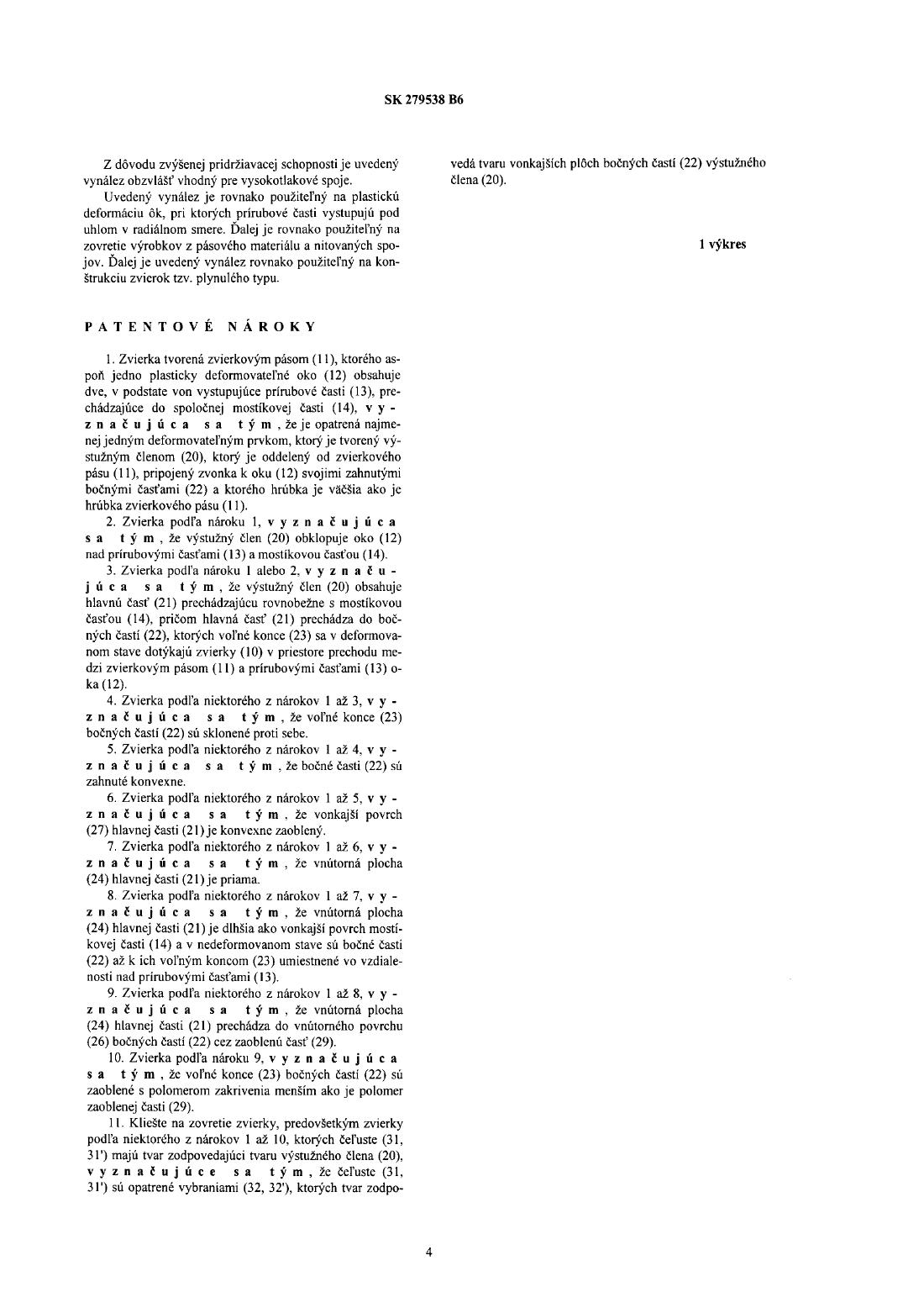 Zvierka A Klieste Na Jej Zovretie 18 03 1992 279538 Databaza