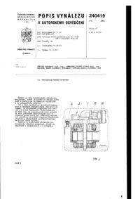 Chladící kompresor